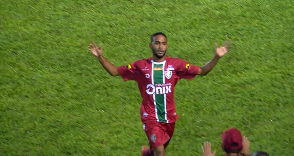 Fluminense-PI perde por 3x1 na disputa contra o Corinthians