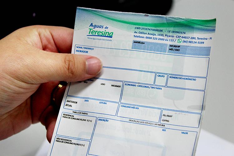PROCON multa Águas de Teresina em R$ 10 milhões por cobrança irregular em faturas