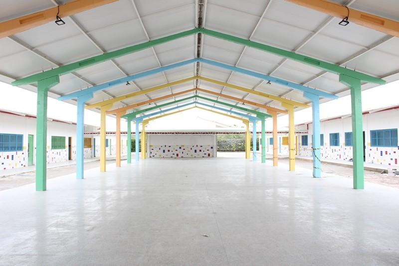 Prefeitura de Teresina vai inaugurar quatro novas unidades de ensino até fevereiro