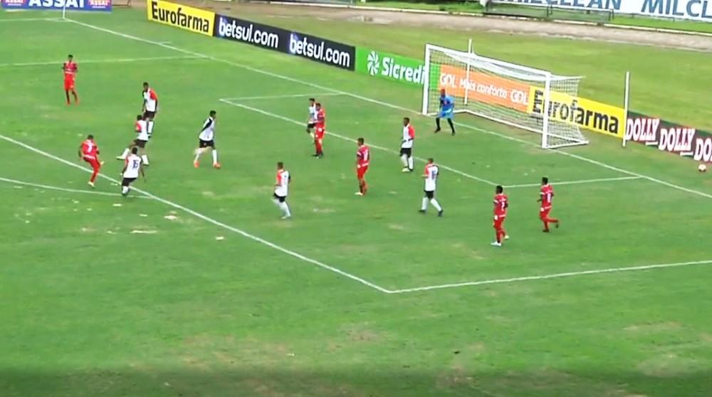 River goleia Capital-TO por 6x1 e se classifica para o mata-mata da Copa São Paulo de Futebol Junior