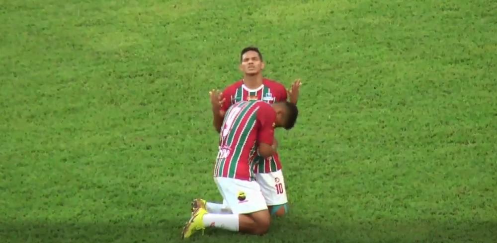 Fluminense-PI empata jogo contra Retrô-PE e se despede da Copa São Paulo de Futebol Júnior