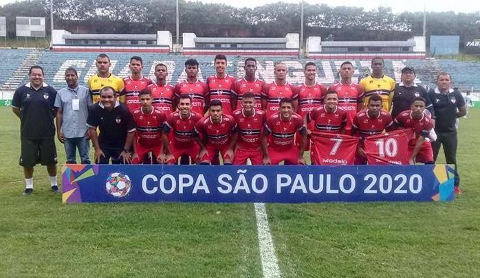 River-PI é eliminado da Copinha após perder para o São Bernardo