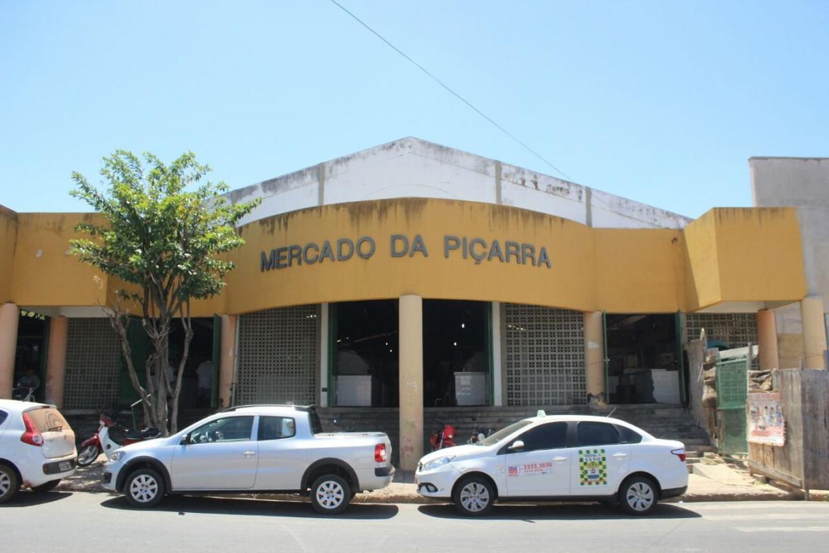 Reforma do Mercado da Piçarra inicia ainda neste mês de janeiro