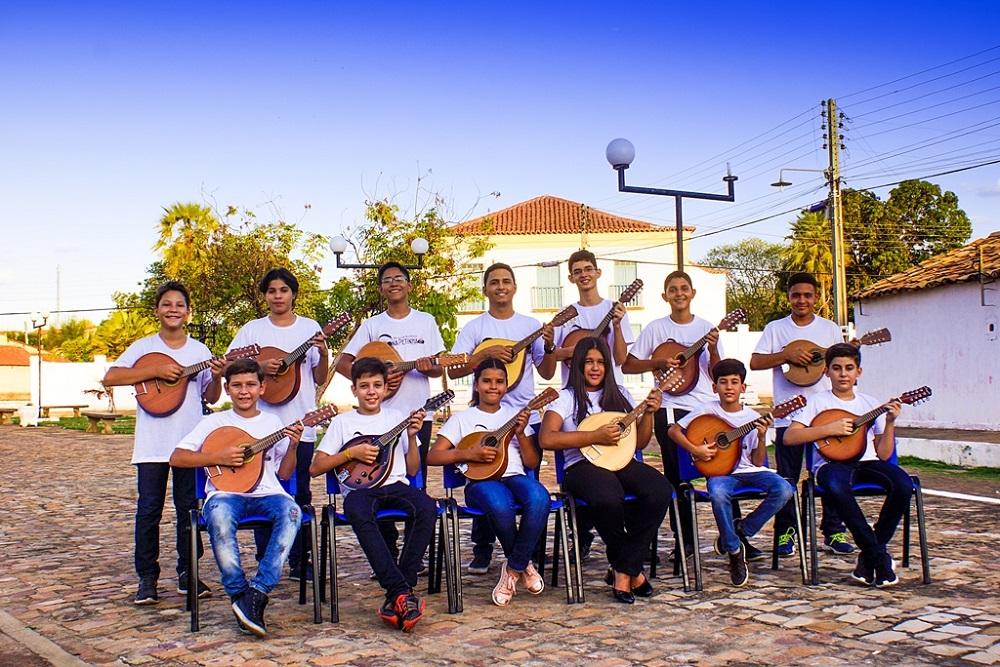 Orquestra Bandolins de Oeiras lançará primeiro CD no dia 23