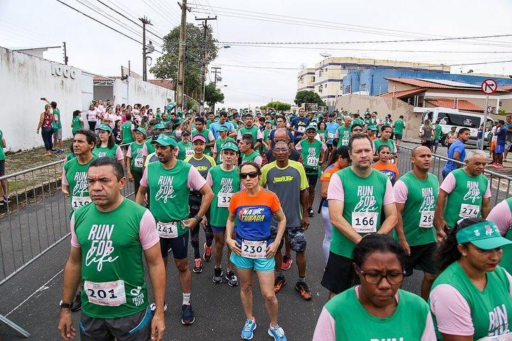 Lançamento da campanha 'Preciso Viver 2020' realizará corrida de rua em Teresina