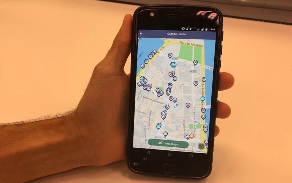 Aplicativo auxilia na mobilidade dos usuários de ônibus em Teresina