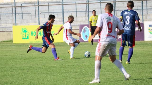 Piauí empata jogo contra 4 de Julho