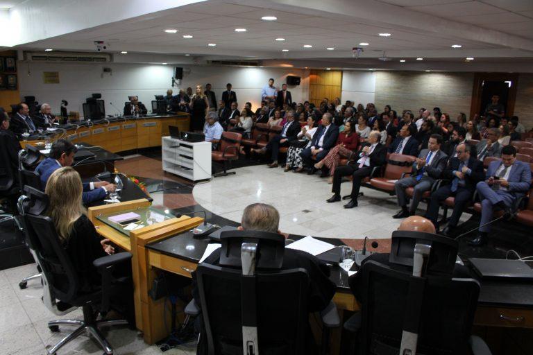 Solenidade no Tribunal de Justiça marca abertura do Ano Judiciário 2020
