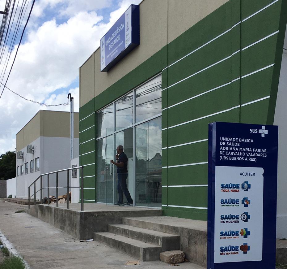 UBS do Buenos Aires será inaugurada nesta quarta (22)