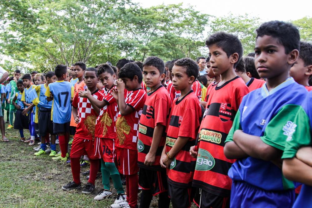 Inscrições para Taça Teresina de Futebol Sub-11 estão abertas