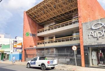 Sine oferece 98 vagas de emprego em Teresina