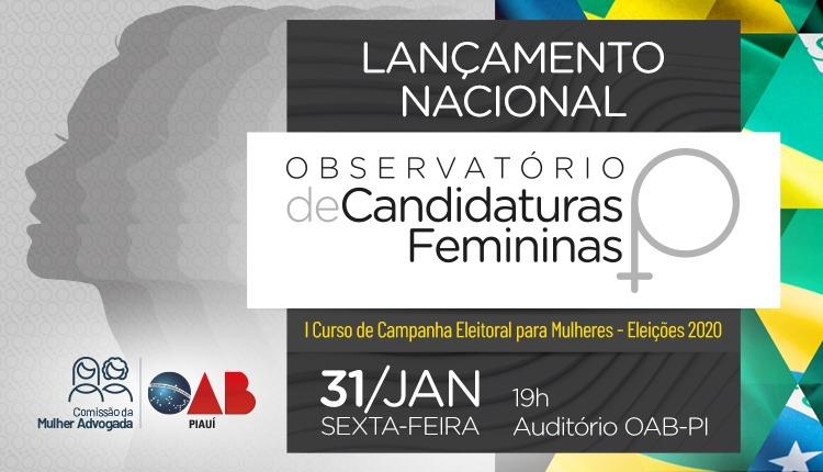 I Curso de Campanha Eleitoral para Mulheres acontecerá dia 31 e 1º em Teresina