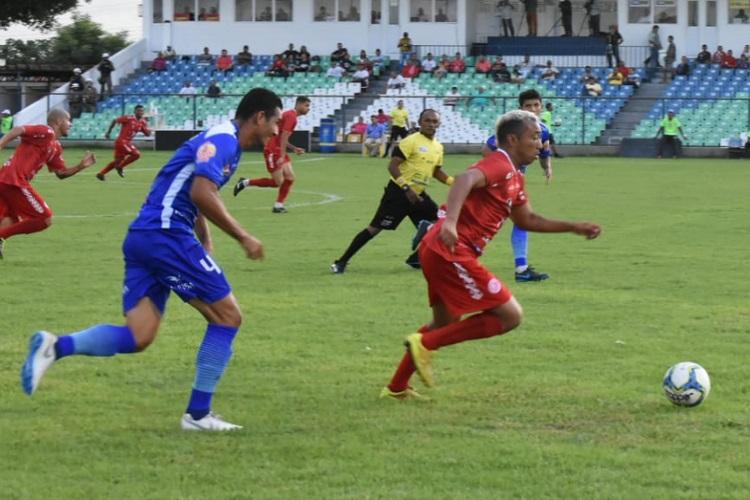 Jogando em casa, 4 de Julho empata disputa contra Parnahyba