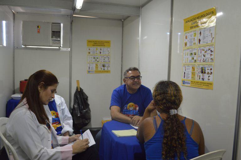 FMS inicia campanha para combater a Hanseníase em Teresina