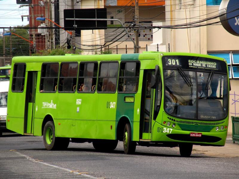 Usuários reclamam de desconforto após retirada dos ônibus climatizados da zona Norte