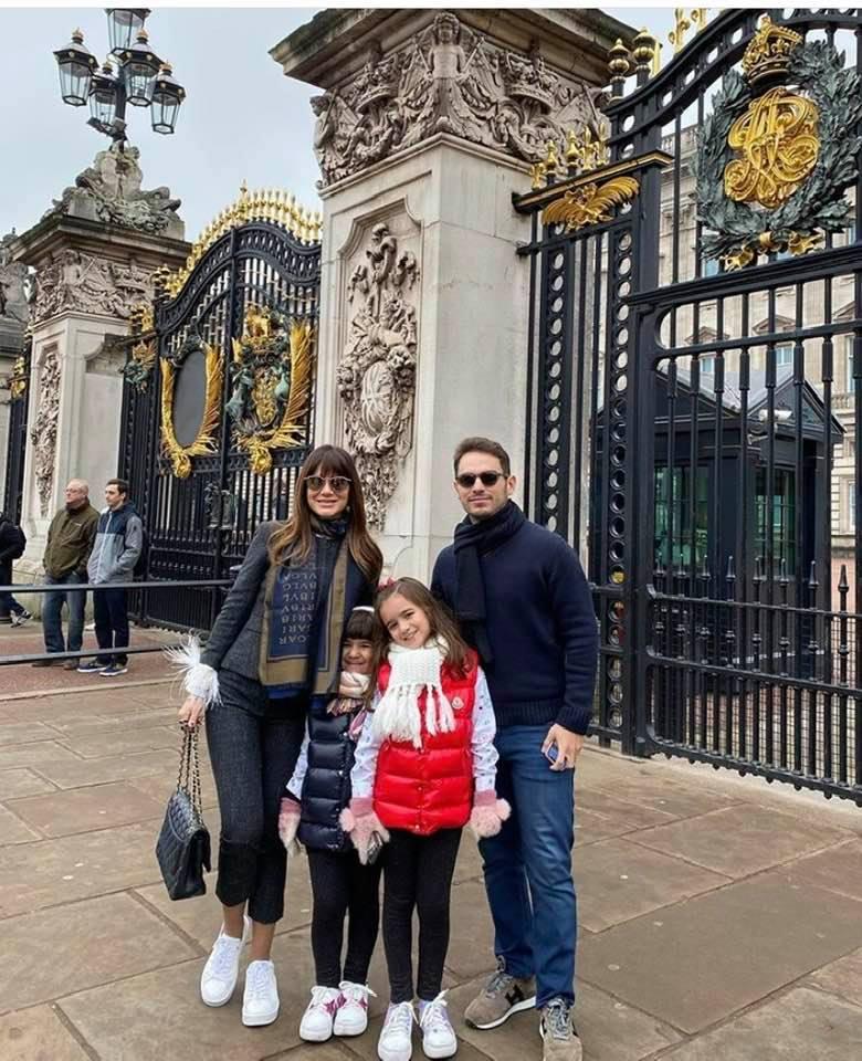 A Força da Notícia: Viajando pelo Mundo – Luana Rebelo Lima Araújo de férias em família