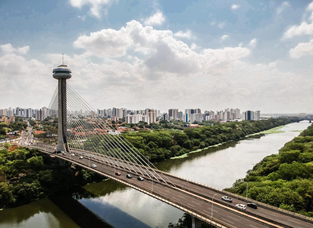 Horário de funcionamento do mirante da Ponte Estaiada é alterado