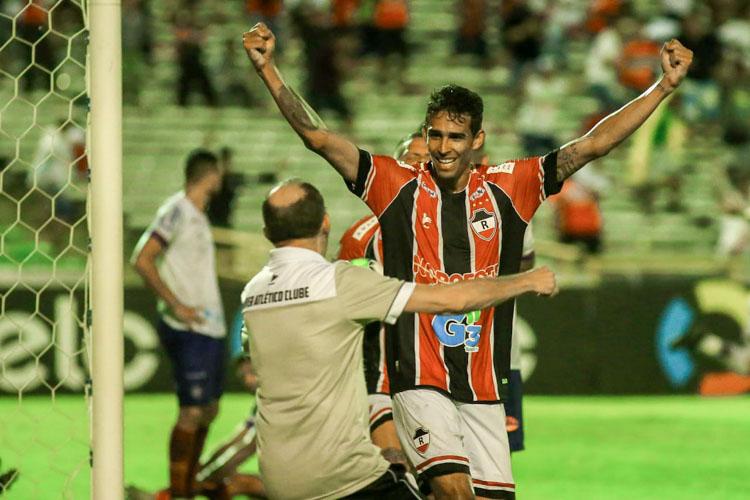 River elimina o Bahia e avança na Copa do Brasil