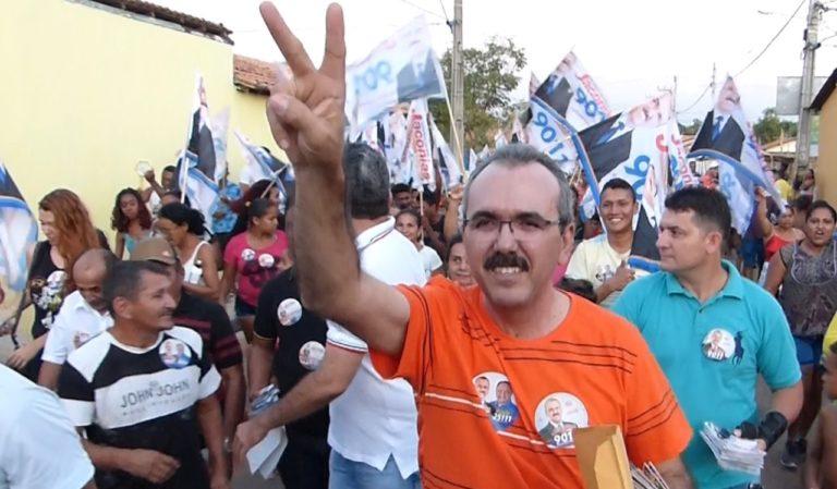 Ex-vereador é líder em intenção de votos para prefeitura de Timon