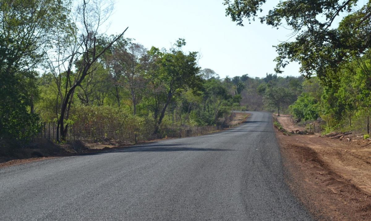 Nova rodovia facilitará acesso ao Parque Nacional de Sete Cidades