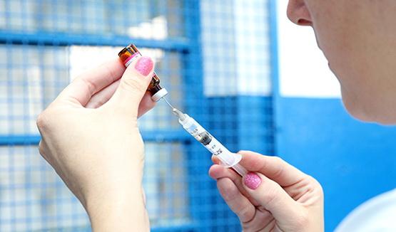 Vacinação contra o Sarampo: Dia D será dia 29 em Teresina