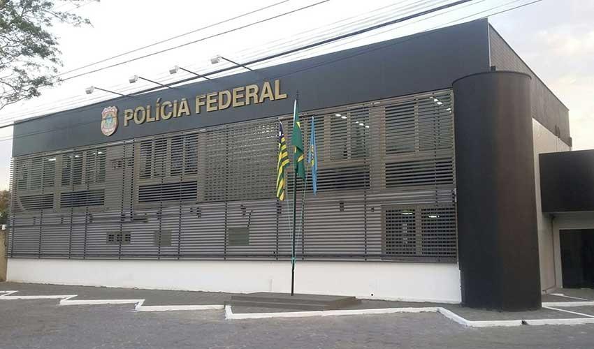 Polícia Federal deflagra operação contra lavagem de dinheiro em Parnaíba