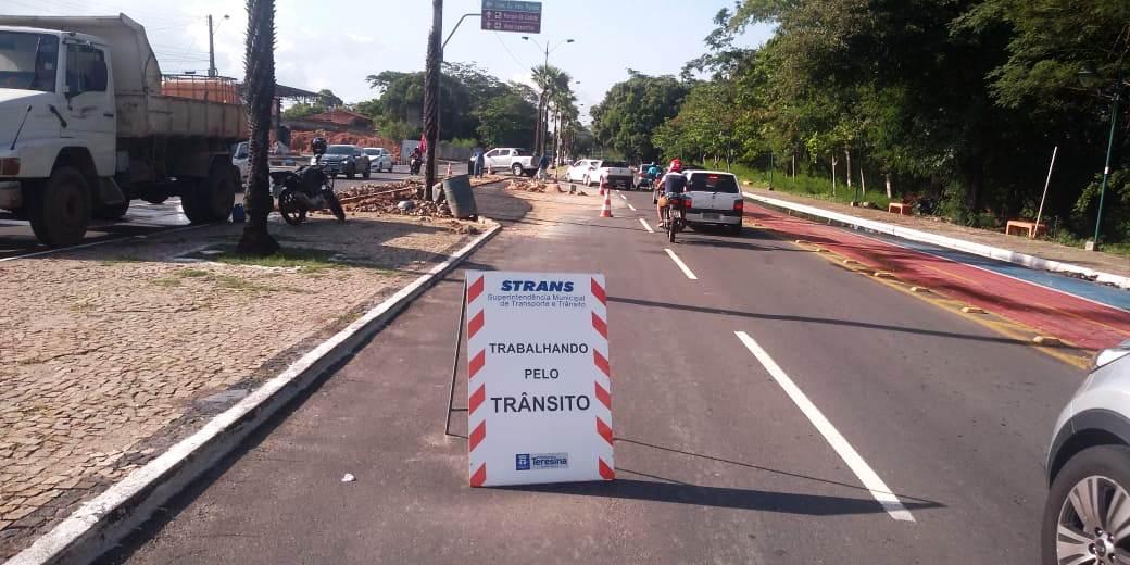 Novo semáforo funcionará na Avenida Marechal Castelo Branco a partir desta terça