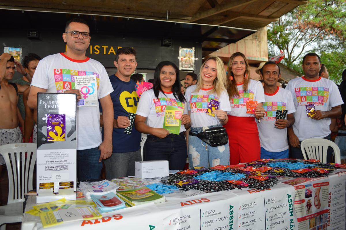 FMS distribui mais de 61 mil preservativos durante o Corso