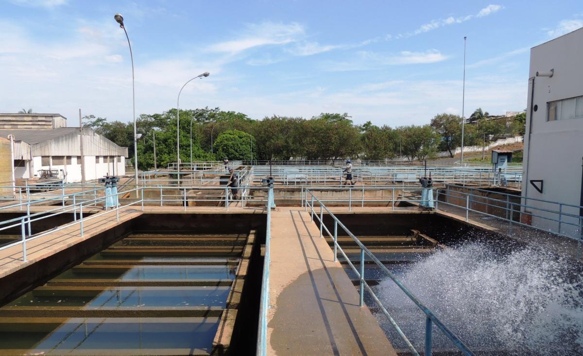 Manutenção da ETA Sul compromete abastecimento de água em bairros da capital