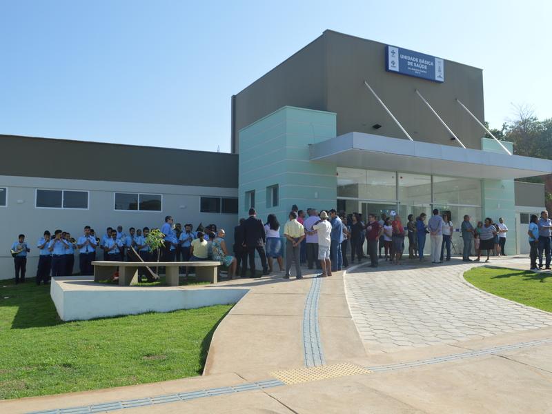 Zona Sul receberá nova UBS hoje (18) no bairro Santo Antônio