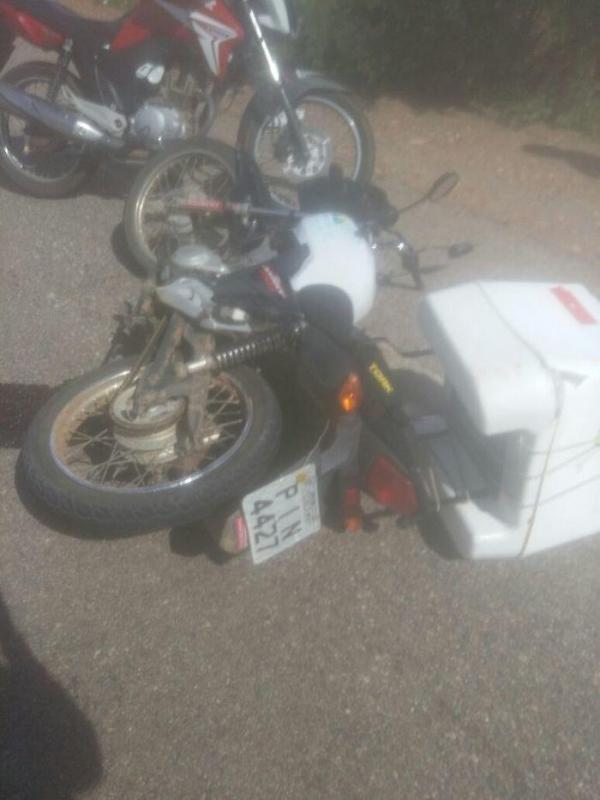 Acidente com duas motos deixa vítima fatal na PI-142