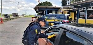 Índice de gravidade de acidentes e nº de mortos no Carnaval foi o menor desde 2015, de acordo com a PRF