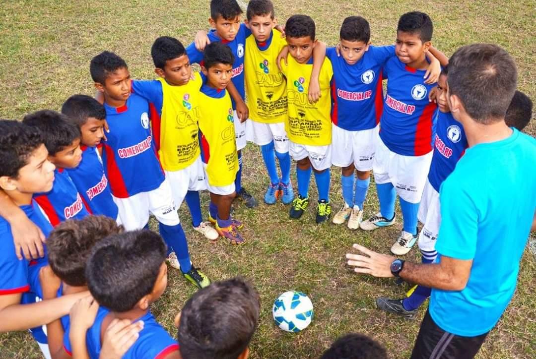 Taça Teresina de Futebol Sub 11 iniciará no dia 14 de março