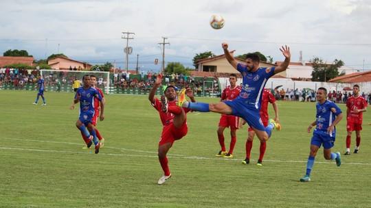 Altos e Picos vencem duelos pela série A neste domingo (8)
