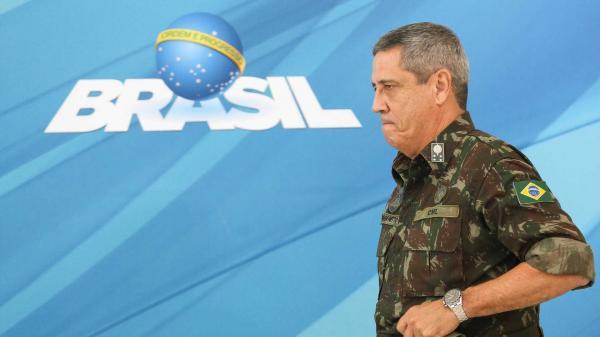 RJ: Interventor nomeia general do Exército como secretário