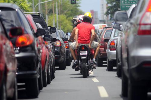 Teresina registra redução de 18,5% de mortes em acidentes com moto