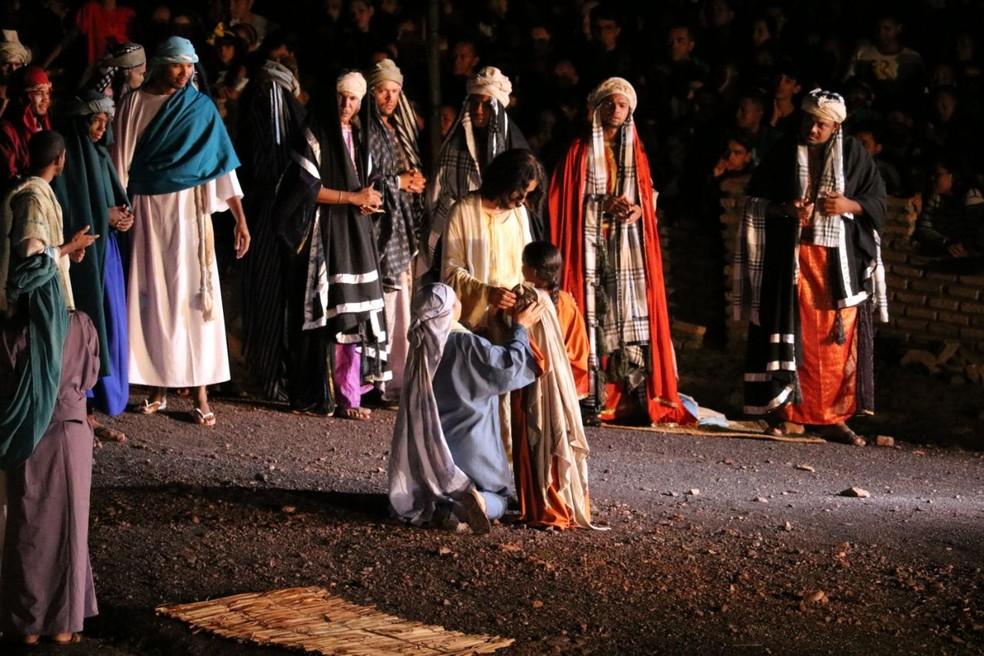 25ª edição da Paixão de Cristo deve atrair cerca de 10 mil pessoas a Floriano