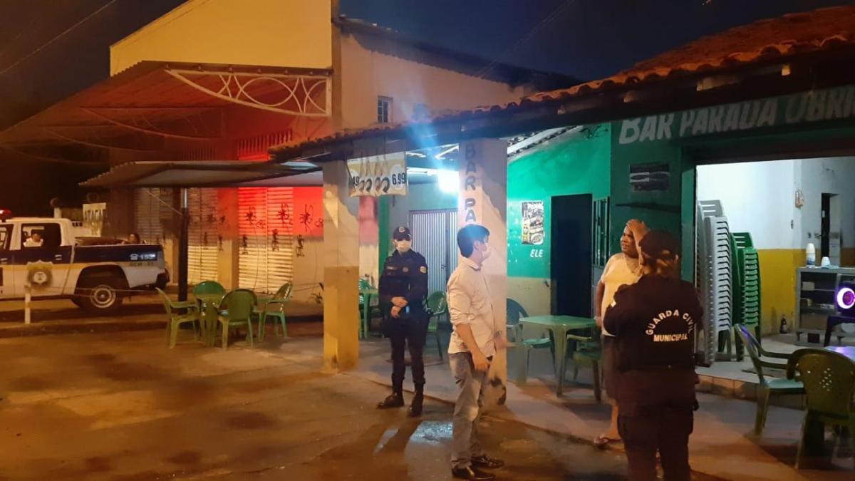 Guarda Municipal fecha 214 estabelecimentos que descumpriram decreto