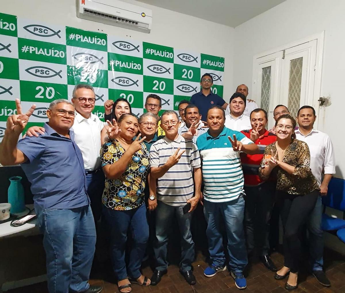 Com o fim do prazo de filiações, Valter Alencar afirma que chapa do PSC está organizada