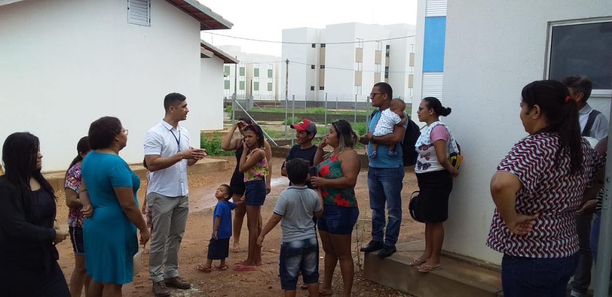 SDU monitora famílias ribeirinhas que resistem a sair de áreas de risco