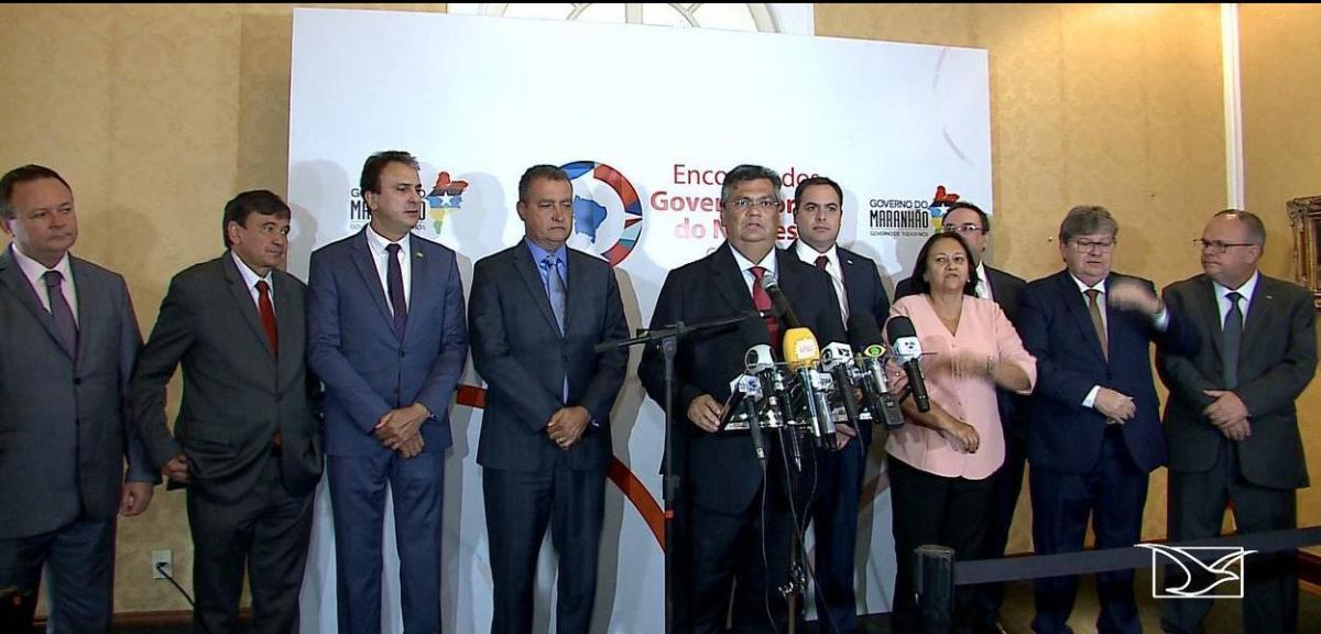 Governadores do Nordeste criam Comitê Cientifico para enfrentamento à Covid-19