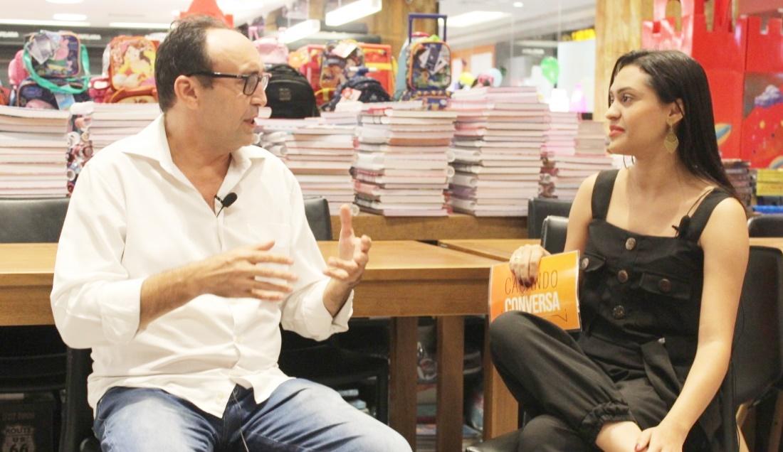 Dirceu Andrade fala de convivência difícil com Amauri e novos humoristas