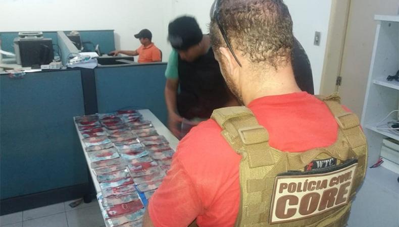 Greco prende quadrilha suspeita de assaltos e estupros em Teresina