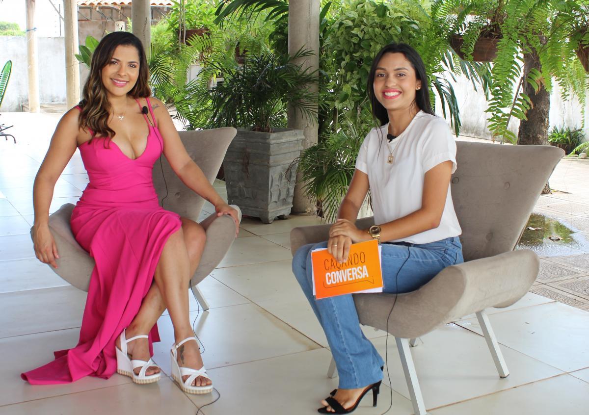 Gyselle Soares fala sobre BBB e livro sobre dicas que está preparando