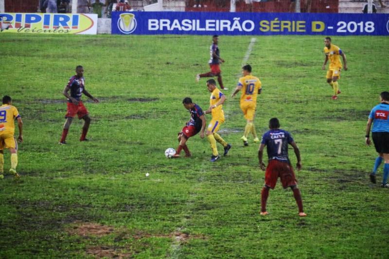 Times piauienses estreiam com bom resultado na Série D