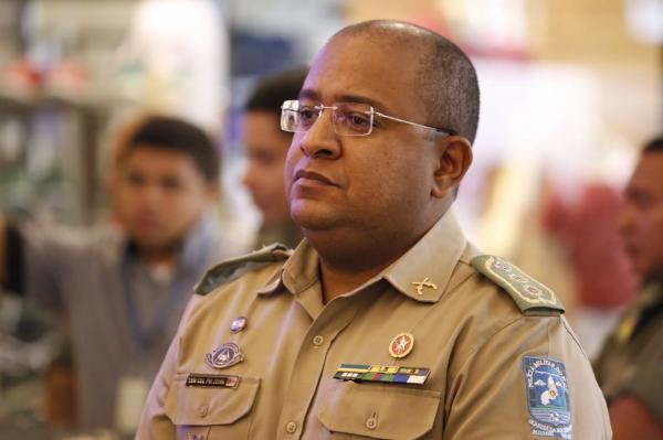 Prefeito troca comando da Guarda Municipal de Teresina; John Feitosa assume