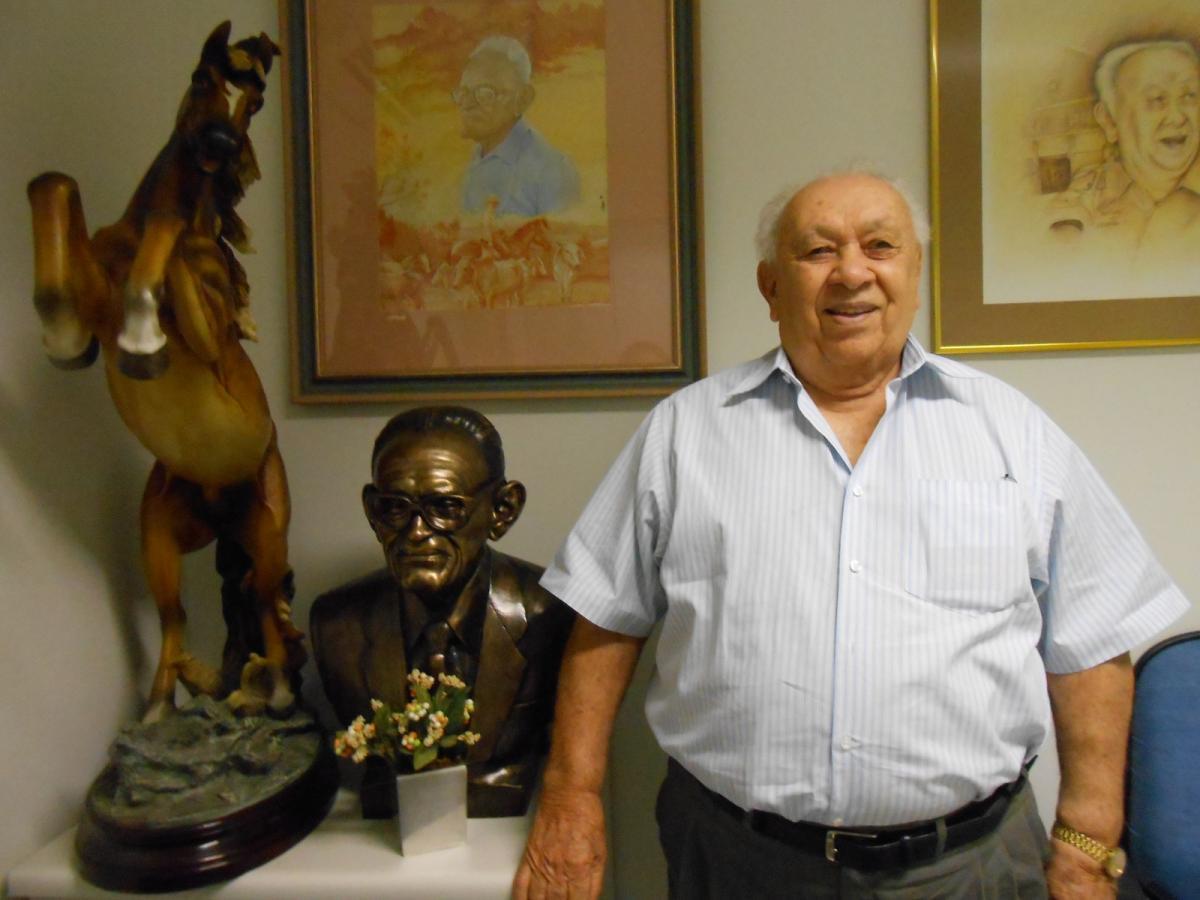 Empresário João Claudino morre aos 89 anos vítima de câncer