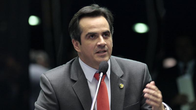 Lava Jato: Polícia Federal faz buscas no gabinete do senador Ciro Nogueira