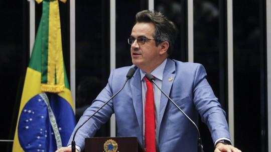 PF apreende R$ 200 mil na casa do senador Ciro Nogueira