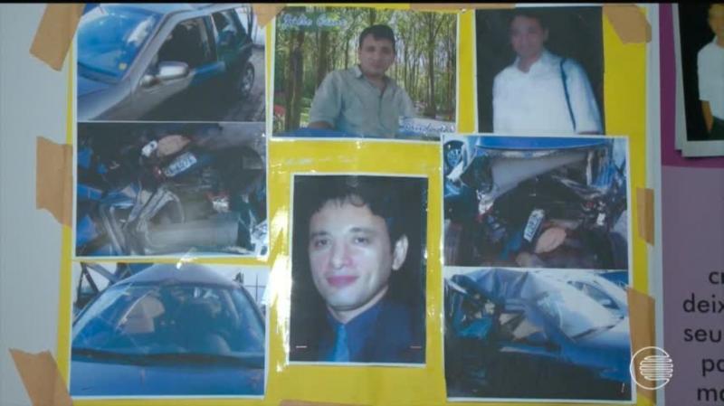 Homem é condenado há 16 anos de prisão por matar jornalista em acidente de trânsito